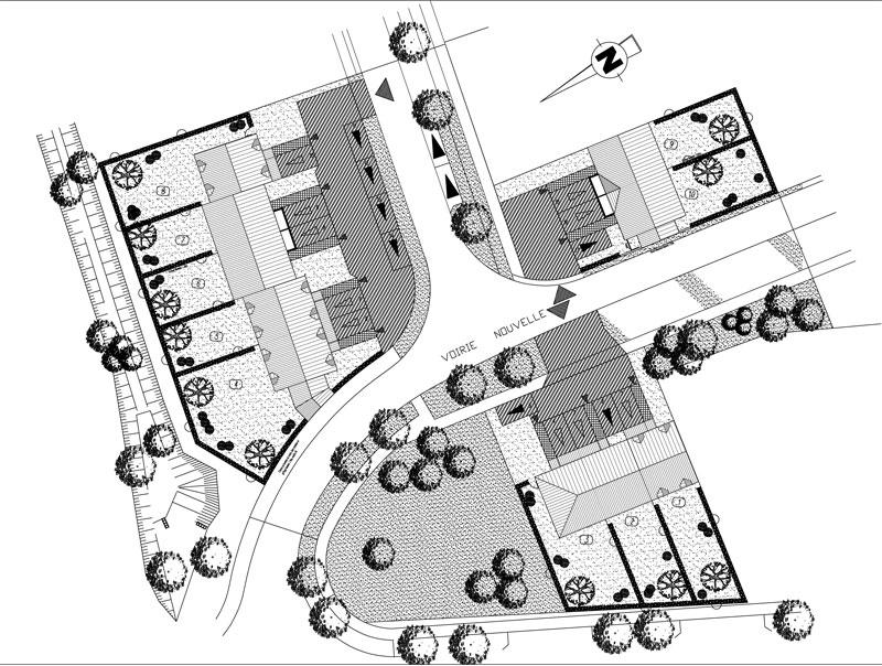 Plan de masse de maison le logiciel de plan de maison for Qu est ce que le plan de masse